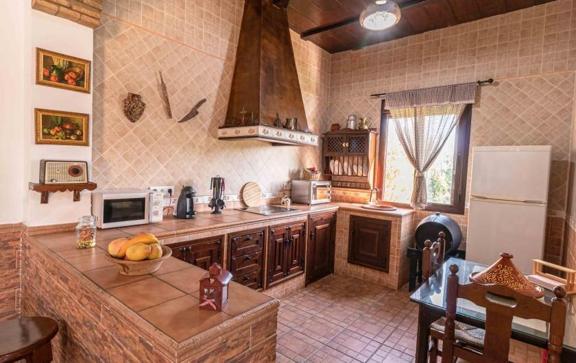 Location de vacances - Villa à Séville - Cuisine