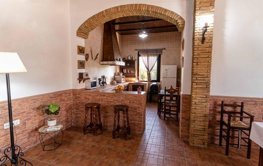 Location de vacances - Villa à Séville - Salle douche