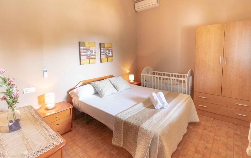 Location de vacances - Villa à Séville - Chambre double