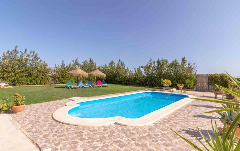 Location de vacances - Villa à Séville - animaux admis