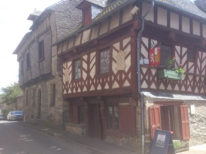 Location de vacances - Maison - Villa à Le Cleu - Josselin