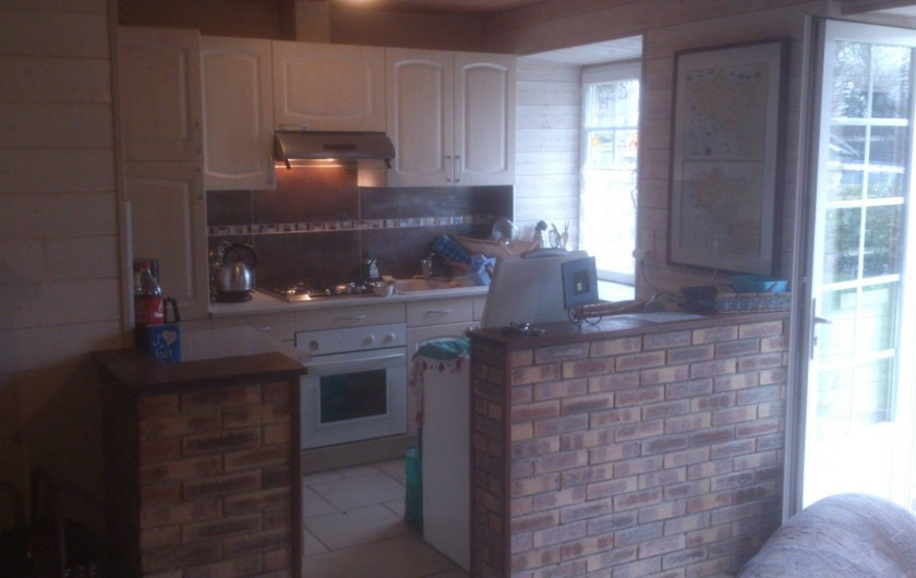 Location de vacances - Maison - Villa à Le Cleu - cuisine équipée