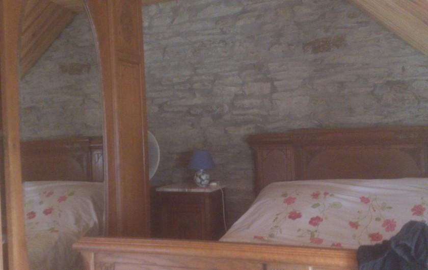 Location de vacances - Maison - Villa à Le Cleu - chambre 3