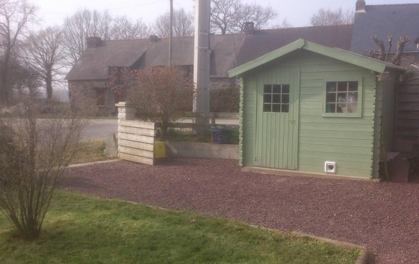 Location de vacances - Maison - Villa à Le Cleu - entrée