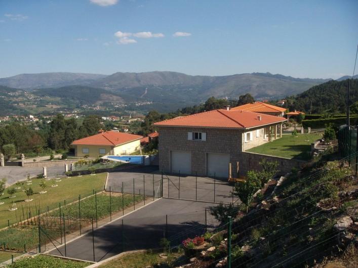 Location de vacances - Villa à Cabeceiras de Basto - Cote Nord