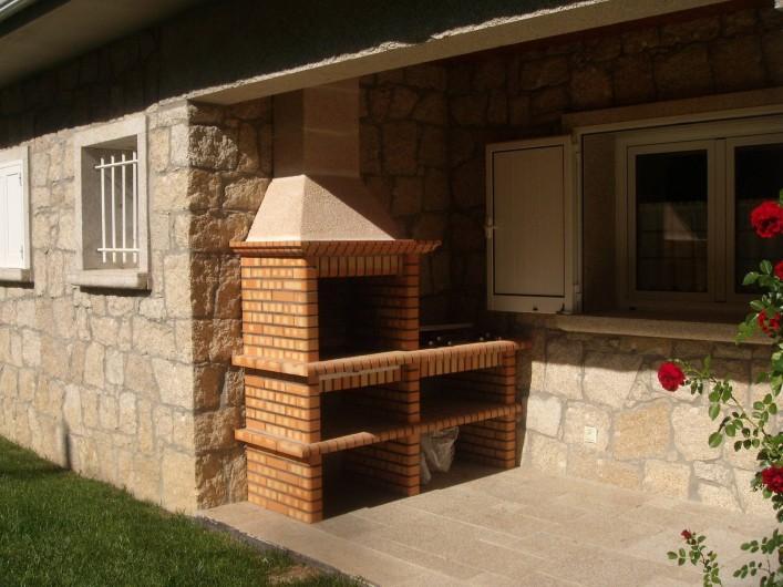 Location de vacances - Villa à Cabeceiras de Basto - Barbecue