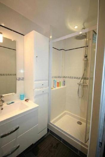 Location de vacances - Appartement à Cassis - SALLE DE DOUCHE