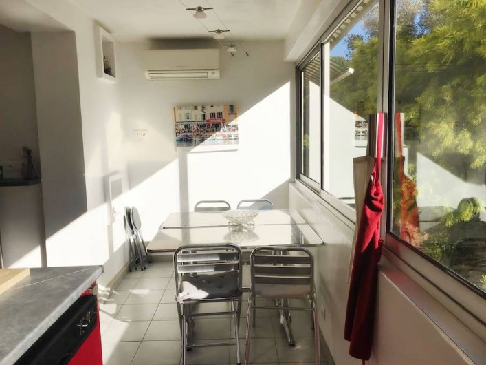 Location de vacances - Appartement à Cassis - LA VERANDA