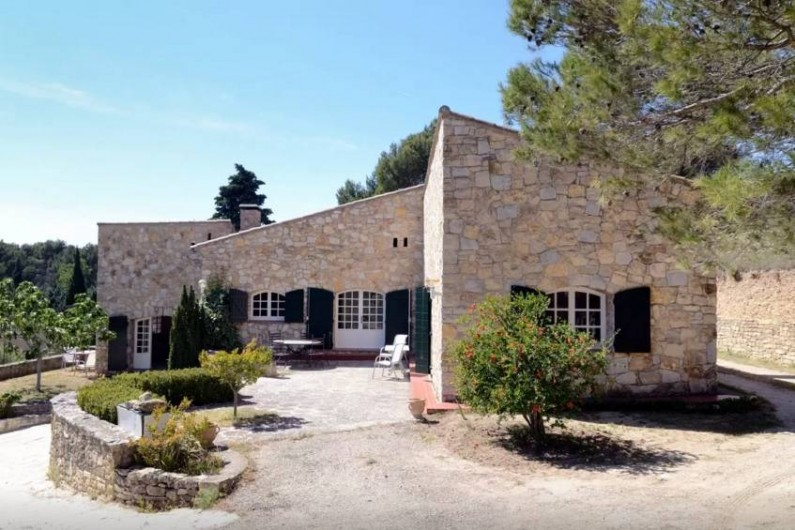Location de vacances - Maison - Villa à Lauris