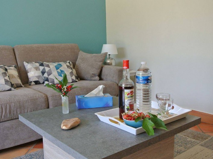 Location de vacances - Appartement à Caderousse
