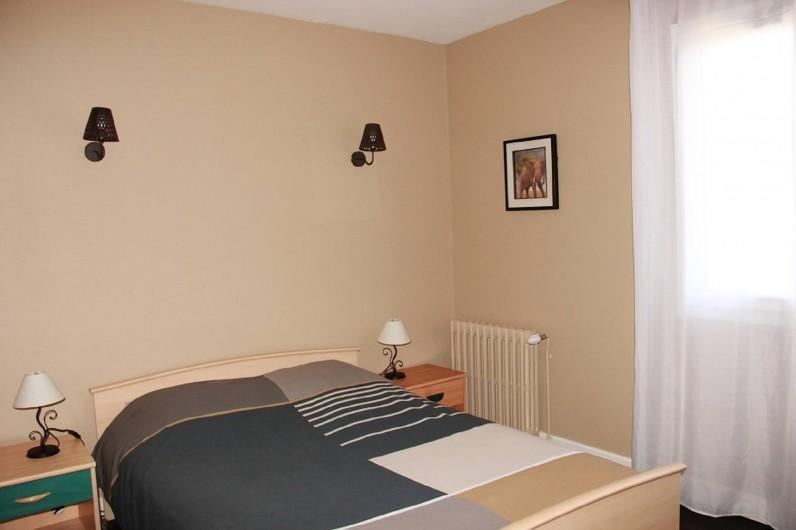 Location de vacances - Maison - Villa à Saint-Trojan-les-Bains - chambre 1
