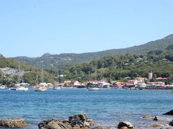 Location de vacances - Villa à Deshaies - la baie de Deshaies