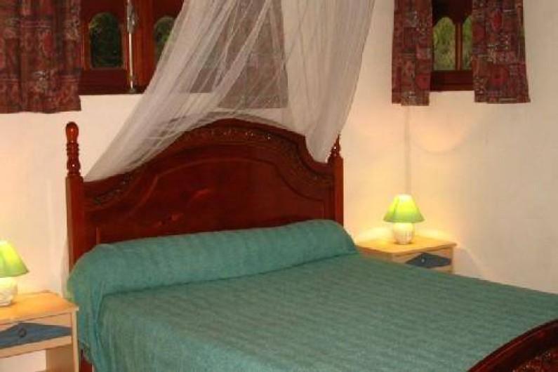 Location de vacances - Villa à Deshaies - Chambre  2