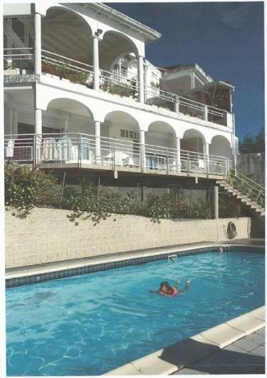 Location de vacances - Appartement à Bas du Fort