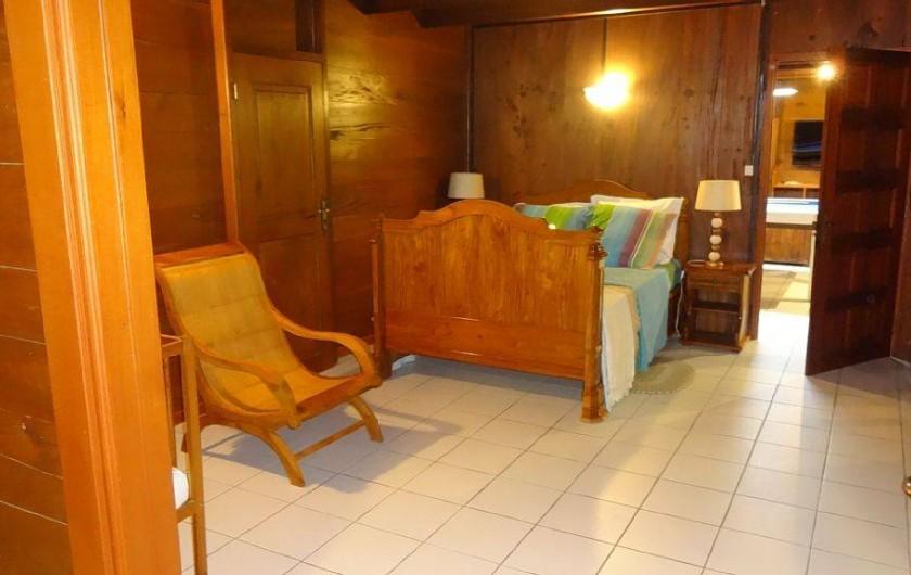 Location de vacances - Villa à Bouillante - Chambre  1/4