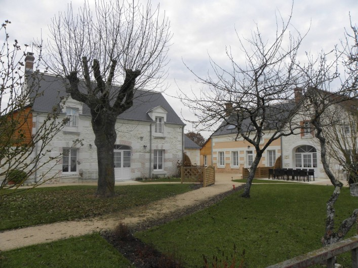 Location de vacances - Gîte à Châtillon-sur-Cher - LES 3 GITES