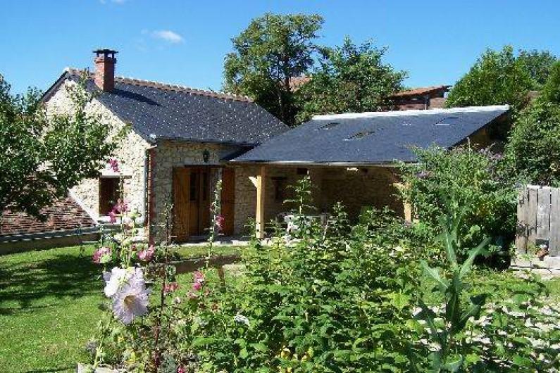 Location de vacances - Gîte à Dierre - Gite Malivert 37150 Dierre proche chateaux Chenonceau Amboise Zoo Beauval