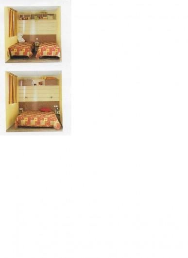 Location de vacances - Bungalow - Mobilhome à Saint-Aygulf - chambres
