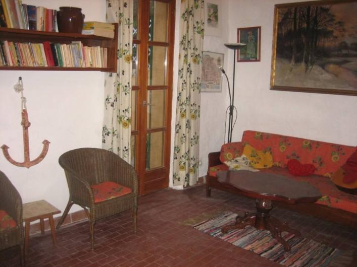 Location de vacances - Maison - Villa à Antibes - sejour