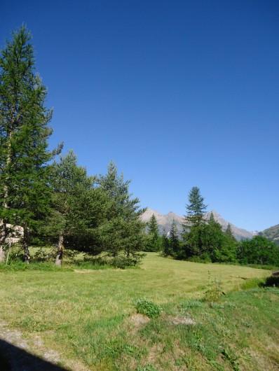 Location de vacances - Gîte à Le Monêtier-les-Bains - environnement extérieur