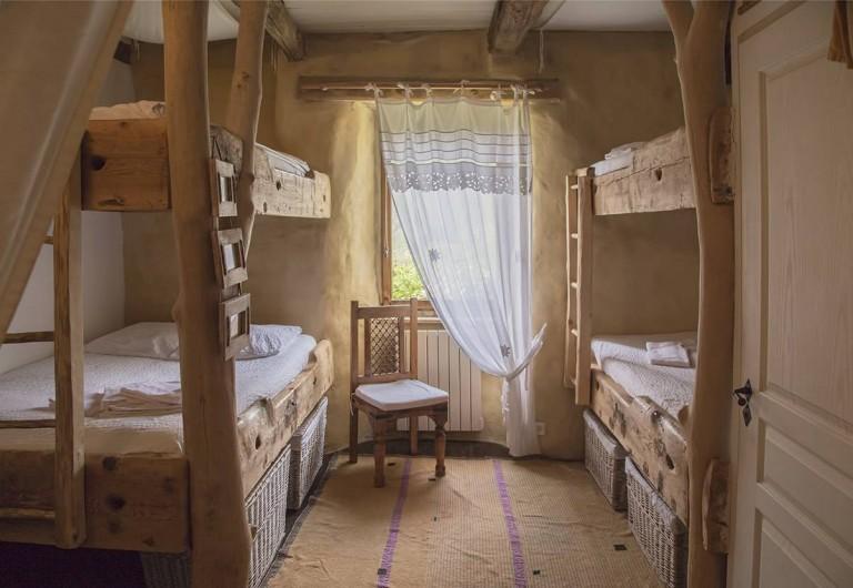 Location de vacances - Chambre d'hôtes à Génolhac - Arbres
