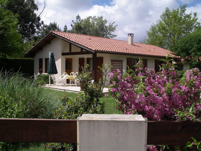 Location de vacances - Villa à Sanguinet - la maison