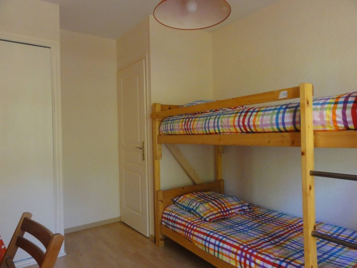 Location de vacances - Villa à Sanguinet - la chambre 3