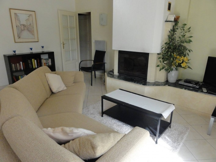 Location de vacances - Villa à Sanguinet - le séjour