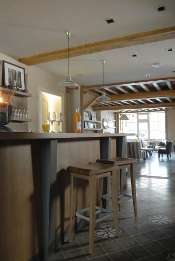 Location de vacances - Hôtel - Auberge à Rémalard - Bar