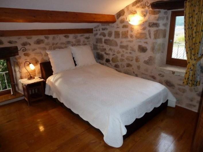 Location de vacances - Gîte à Rosières - Chambre 4 (2ième étage)