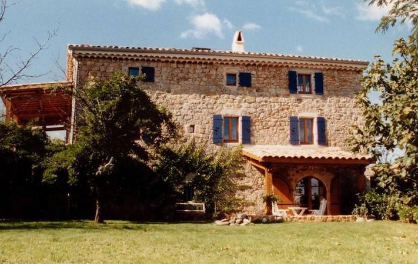 Location de vacances - Gîte à Rosières - La maison