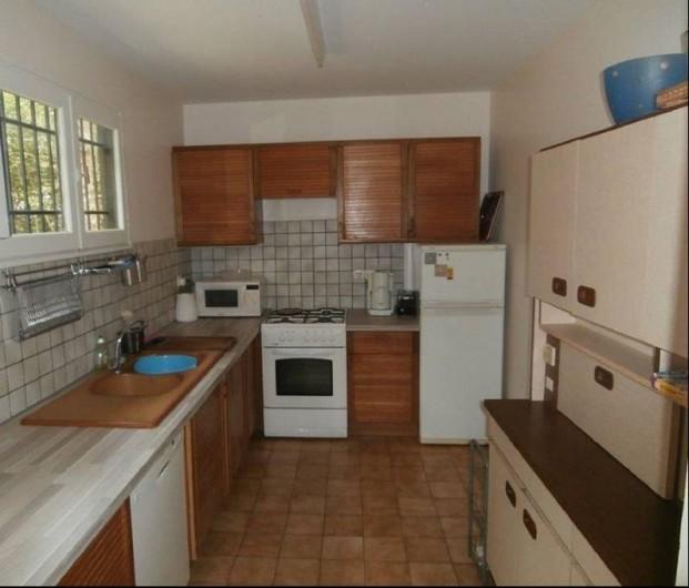 Location de vacances - Maison - Villa à Bidart - cuisine