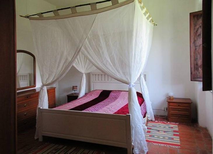 Location de vacances - Appartement à Vada - deuxieme chambre de lit avec lit matrimoniale