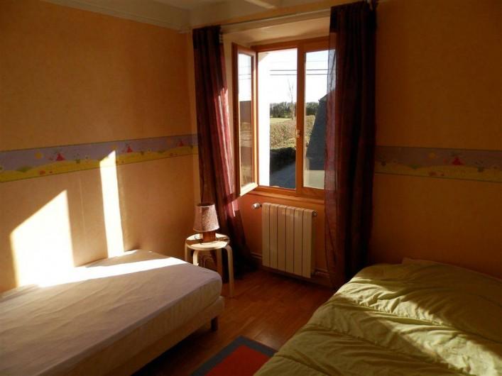 Location de vacances - Maison - Villa à Ploumoguer - Chambre d'enfants