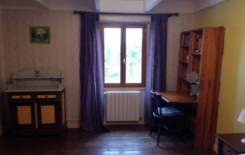 Location de vacances - Maison - Villa à Ploumoguer - Grande chambre - 2
