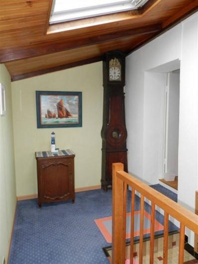 Location de vacances - Maison - Villa à Ploumoguer - Mezzanine - déco
