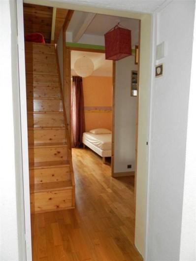 Location de vacances - Maison - Villa à Ploumoguer - Accès aux chambres