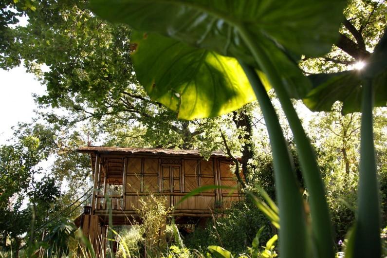 Location de vacances - Chambre d'hôtes à Aigremont - Maison Thai 1