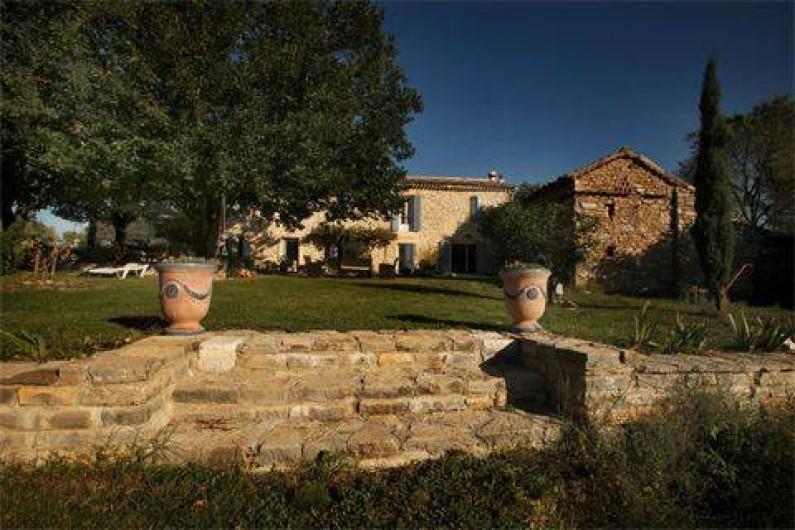 Location de vacances - Chambre d'hôtes à Aigremont - Le Mas