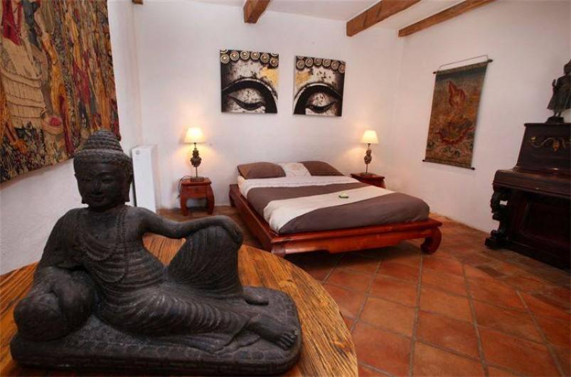 Location de vacances - Chambre d'hôtes à Aigremont - Chambre Malisa