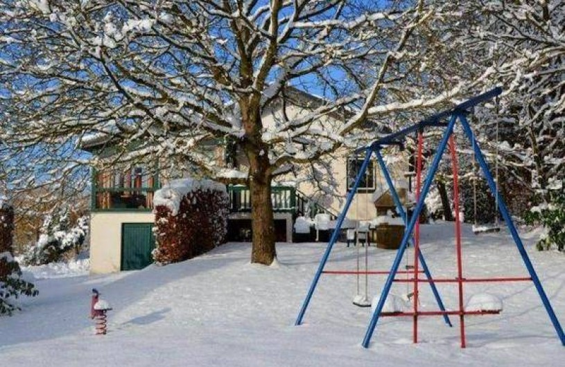 Location de vacances - Maison - Villa à Mont