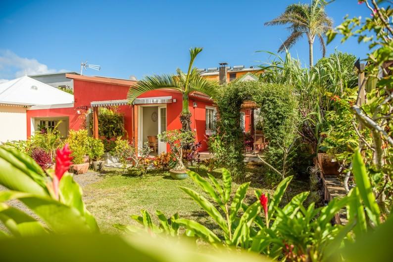 Location de vacances - Bungalow - Mobilhome à Langevin - VERANDA
