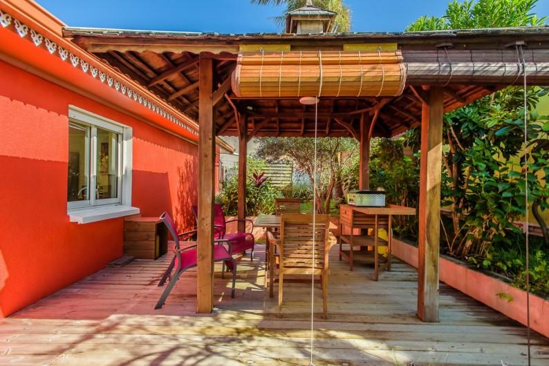 Location de vacances - Bungalow - Mobilhome à Langevin - CHAMBRE DOUBLE