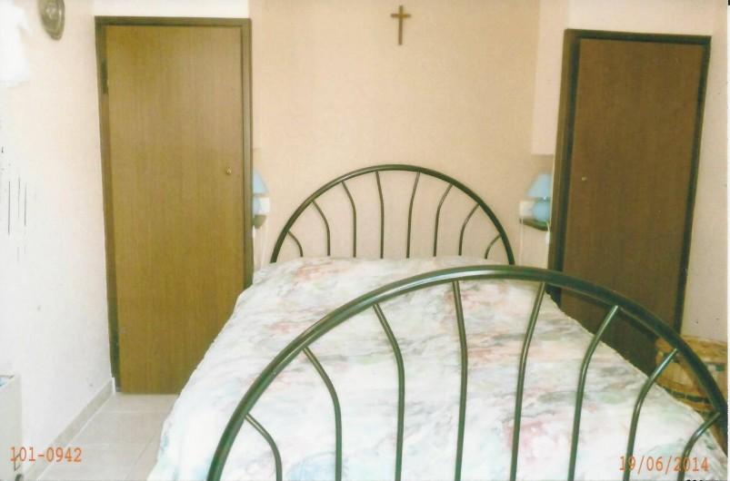 Location de vacances - Villa à Cavalaire-sur-Mer - La chambre N° 1
