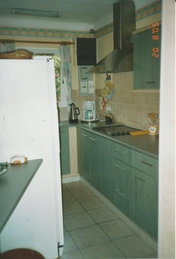 Location de vacances - Villa à Cavalaire-sur-Mer - La cuisine