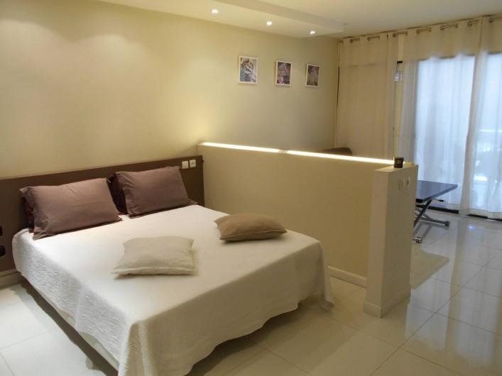 Location de vacances - Appartement à Marigot - Chambre séparative