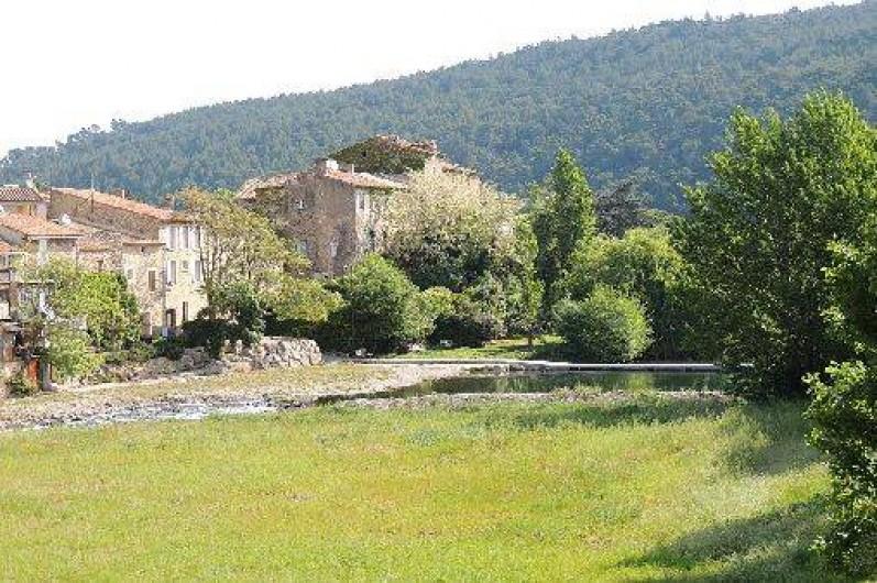 Location de vacances - Villa à Bize-Minervois