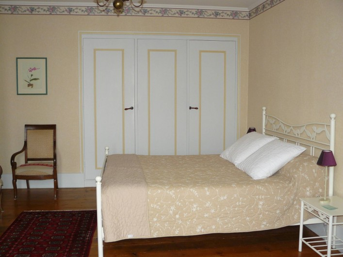 Location de vacances - Gîte à Le Glabat - Chambre d'Hôtes Eugénie - 3 épis Gites de France