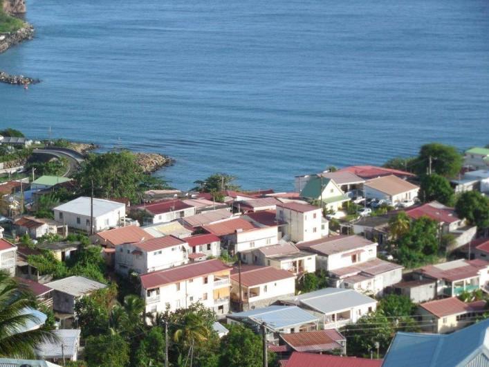 Location de vacances - Appartement à Case-Pilote