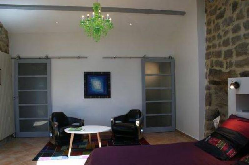 Location de vacances - Chambre d'hôtes à Rosières - Chambre Essen'Ciel